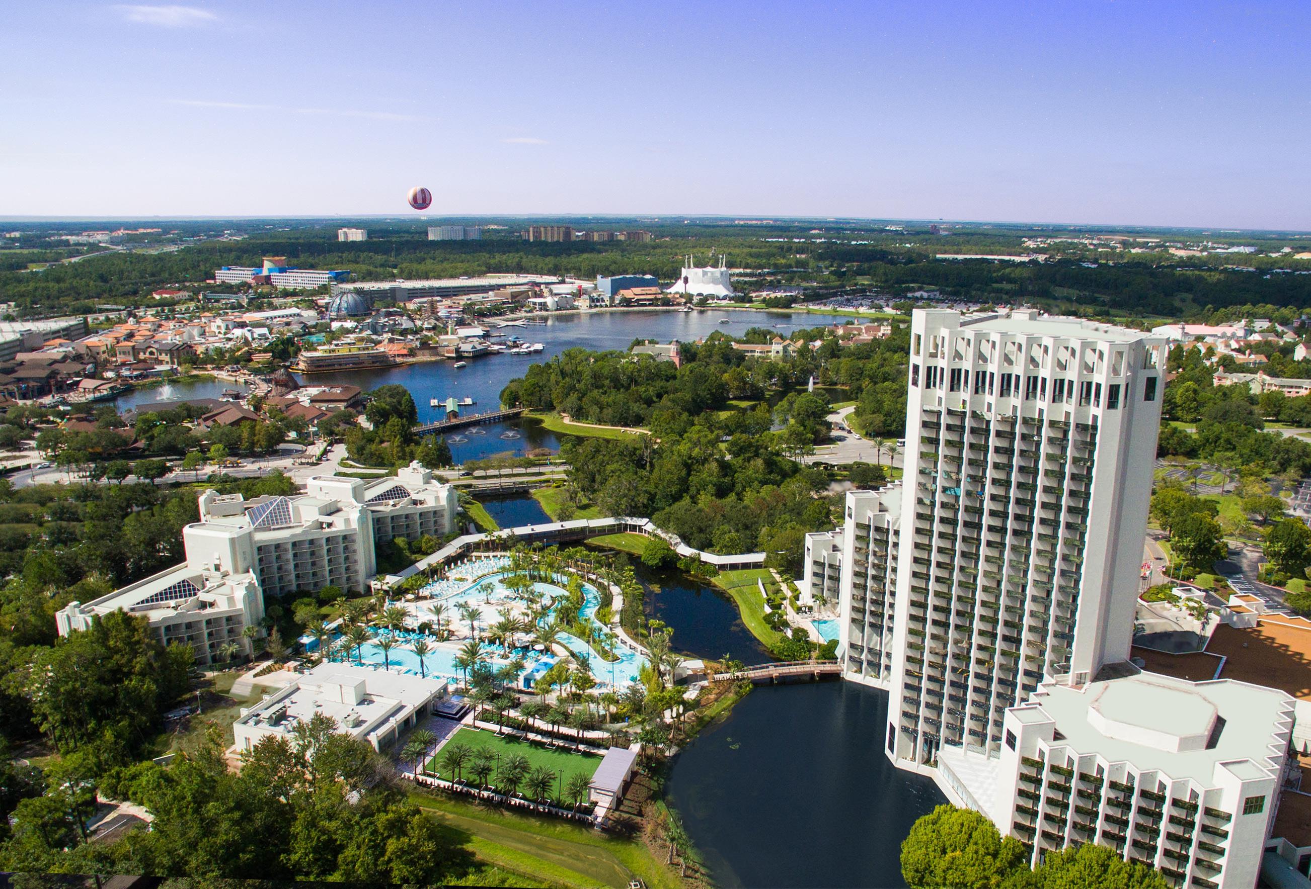 Activities Hilton Orlando Buena Vista Palace Hotel