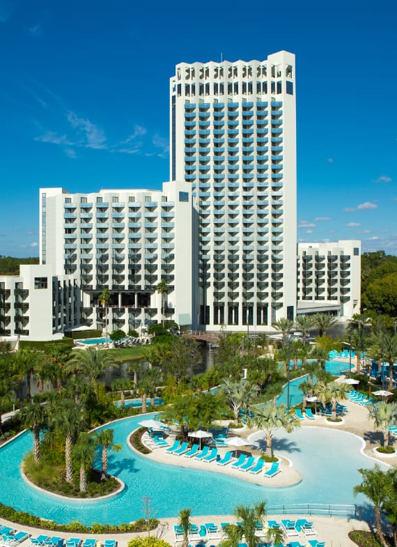 Hilton Orlando Buena Vista Palace - Disney Springs®