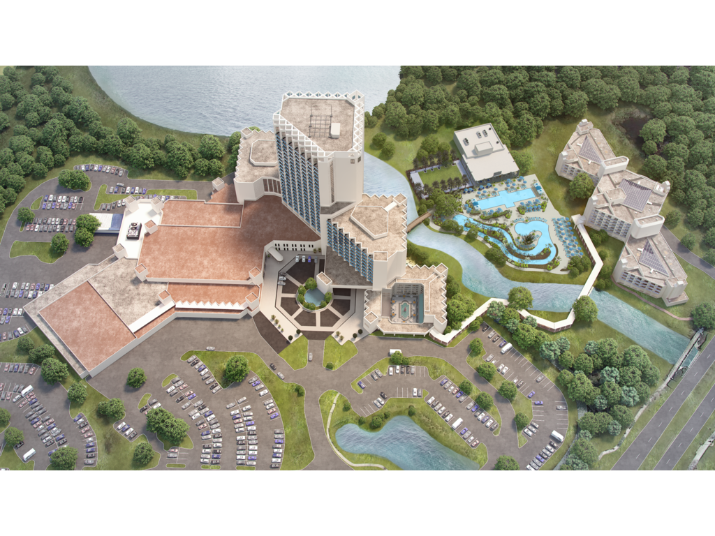 Hilton Buena Vista Palace Map