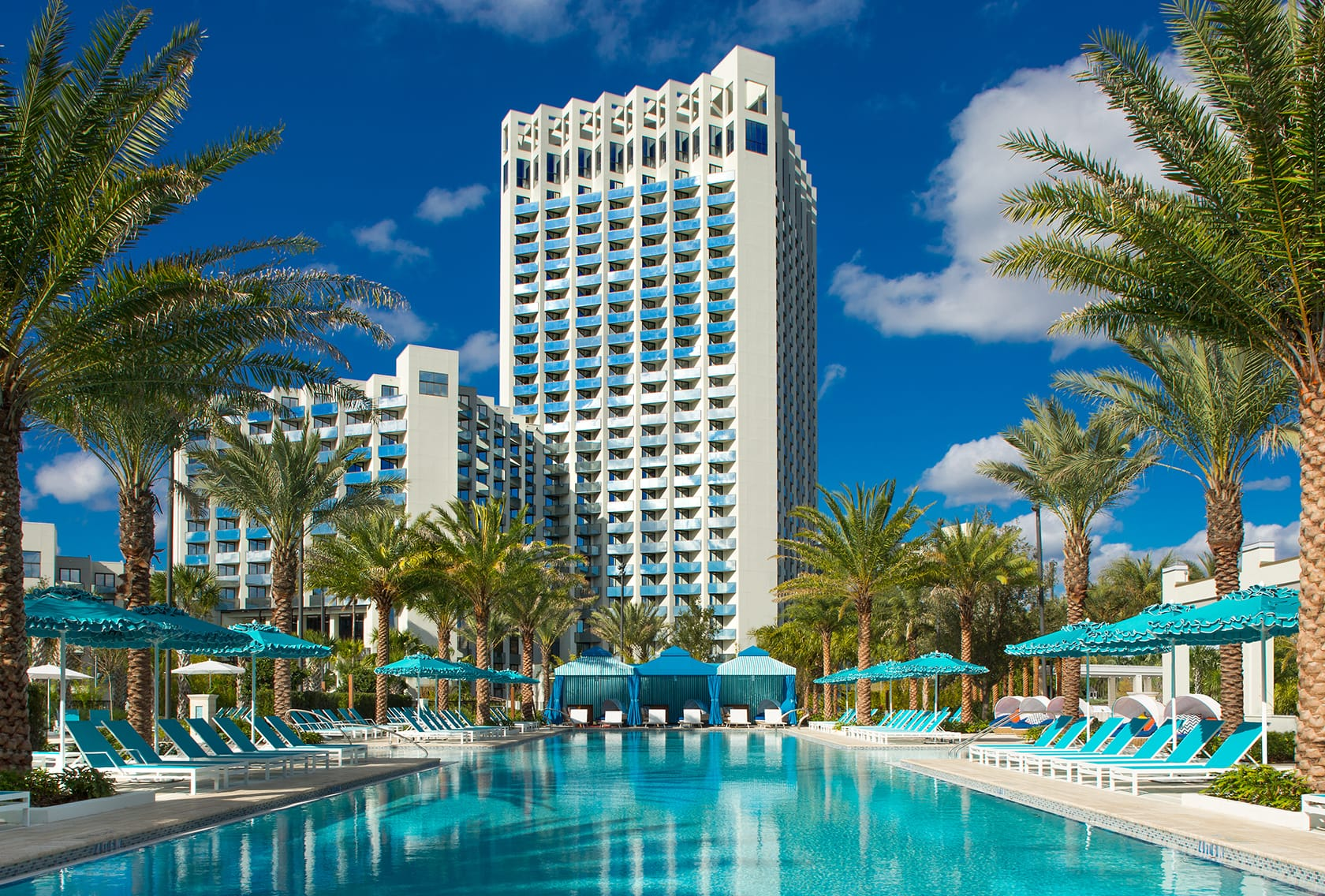 Lake Buena Vista Palace Hotel Orlando
