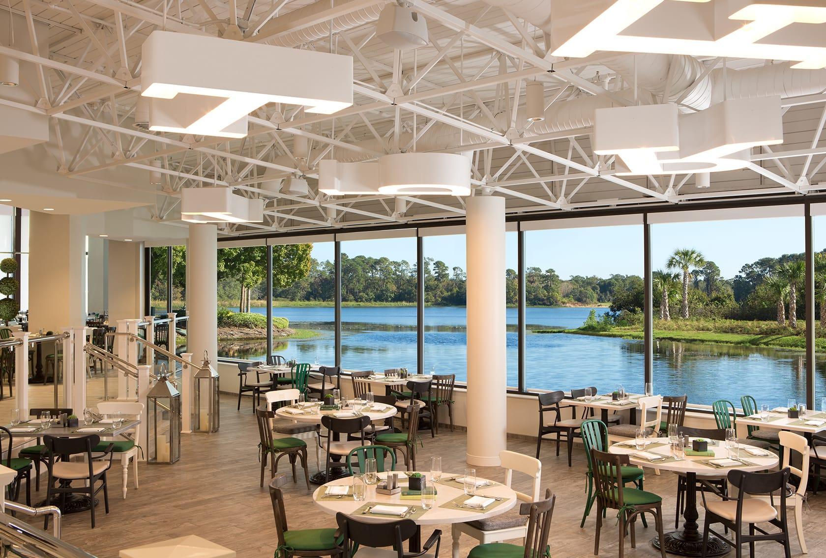 Dining gallery hilton orlando buena vista palace hotel for Restaurant vista palace