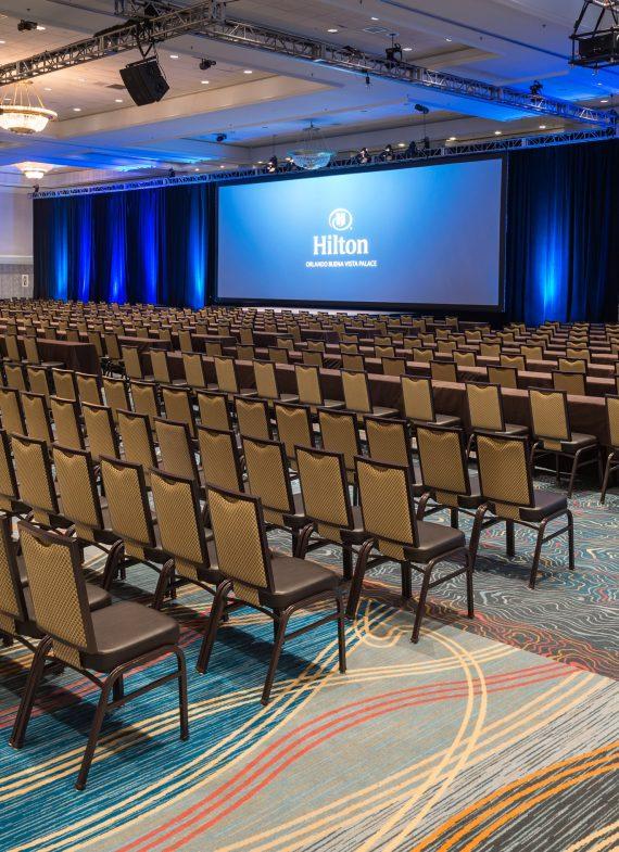 Hilton Orlando Buena Vista Palace - Disney Springs® | Walt